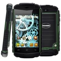DOOGEE TITANS DG150 MTK6572 dual core cell phones dustproof waterproof 5.0inch IPS Srceen 512MB+4GB dual Camera Android 4.2