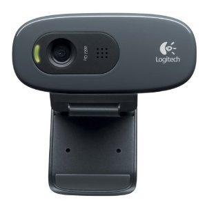 Logitech HD Webcam C270 3-megapixel snapshot Built-in mic IM compatibility For Mygica ATV 1200(China (Mainland))