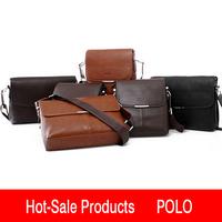 HOT SOLD 9000 PCS High Quality men messenger bag,fashion genuine leather male shoulder bag ,casual briefcase brand name bags