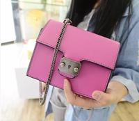 2014 new Bags fashion vintage  mini bag fashion women's handbag chain one shoulder cross-body bag small  free shipping