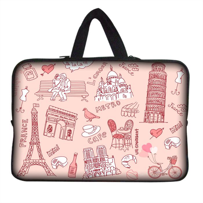 Стильный согласно требованиям клиента HD цветная печать ноутбук рукав мешок чехол 10 11 12 13 14 15 17 для macbook воздушный / pro 13
