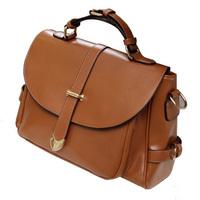 2014 women leather handbags vintage messenger bag shoulder cross-body women's handbag candy color bag women's bags