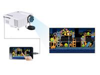 wholesale UC28 Mini Led Projecor HDMI Mini Micro AV LED Digital Video Game pocket Projectors Multimedia player VGA AV USB SD
