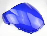 Windshield WindScreen For HONDA 1999-2000 CBR600 F4 99 00 CBR 600 Blue