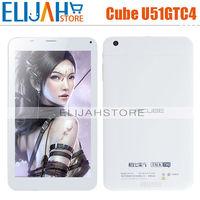 7'' Cube U51GT-C4 U51GTC4 Talk 7x MTK8382 Quad Core 3G phone call tablet pc  IPS screen  Dual Camera 1GB /8GB  talk7x U51GT C4