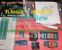 V6.0 MiniPro TL866CS Prgrammer USB Universal Programmer /Bios Programme+6 pcs Adapter  Free Shipping