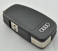 HOT selling  Car key shape usb flash drive,32gb,16gb,8gb,4gb,2gb, flash memory pendisk,free shipping
