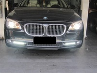 WINAUTO Brand daytime running lights FOR  BMW 7 series refit 12V-24V of theF01 F02(09-13)LED Lighting