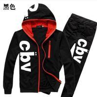 man sportswear   autumn NEW sport suit men clothing track suits hoodies tracksuits male sweatshirts for men hip hop hoodies