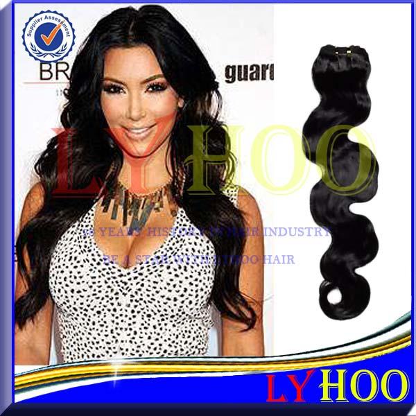 Wholesale Price 6A Grade Virgin Milky Way Human Hair Weave(China (Mainland))