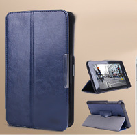 smart  Leather cover folio stand Magnetic case For Asus M80TA Free Shipping