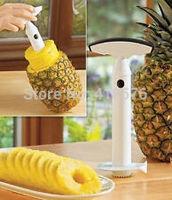 Creative Novelty Household Home Kitchen Helper Easy Fruit Pineapple Corer Slicer Peeler Parer Cutter Knife Slicer Machine