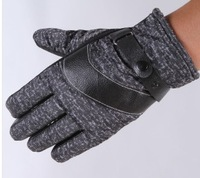 racing motorcycle gloves   Warm winter windproof thermal gloves knight gloves ride gloves
