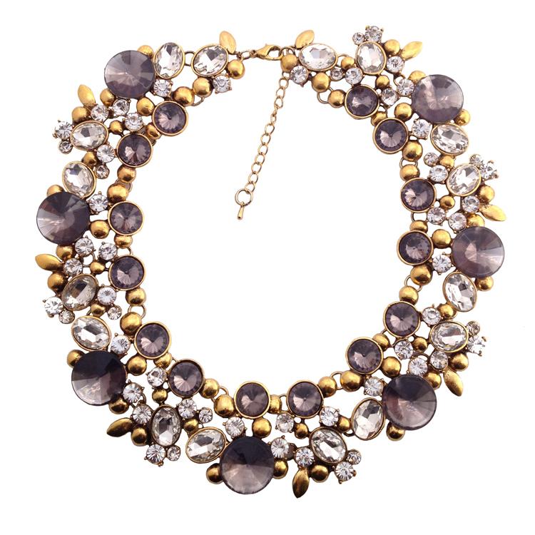 2014 new z fashion necklace collar bib necklaces