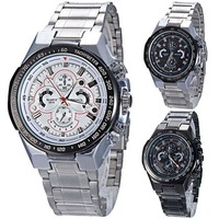 Luxury Fashion Men's Sports Wristwatch Quartz Watch