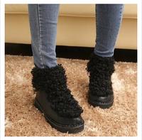 New fashion winter shoes women boots snow boots autumn women shoes