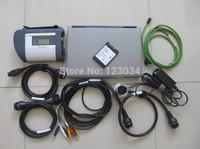 Activate 20 Languages Star SD C4 Compact Connect 4 Support Cars/Trucks/Bus 07/2014 SSD + D630 Laptop + c4 diagnosis