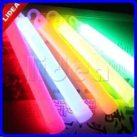 6 Inch Concert Party Sticks Festive Outdoor Survival Emergency Chemical Glow Sticks Light HK HW-43