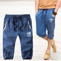 Summer New Men's  Fashion Casual Shorts 2014  Men Short Pants  Male Sports Short Drop Shipping T72