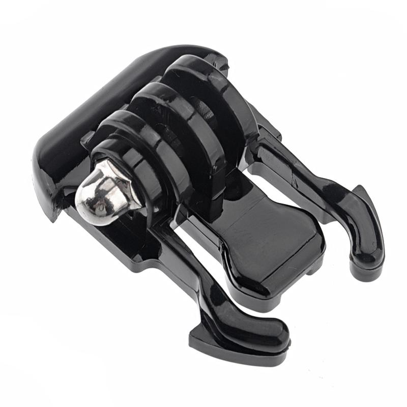 Шлем камеры изогнутые поверхности + крепление