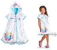 Baby girls dress kids children short sleeve purple Sofia Minnie Ariel Frozen Elsa Anna girl dresses 0322 sylvia 37840158985