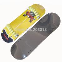 14 wheels maple skateboard,long board,landski,flowboard, 7 level maple,good quality with low price