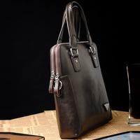 Top quality unique simple design Tidal  male handbag commercial shoulder bag messenger bag