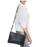 AB077 Bold Punk Solid Leather-Like Flaps women Messenger Bags Cross Body  free shipping