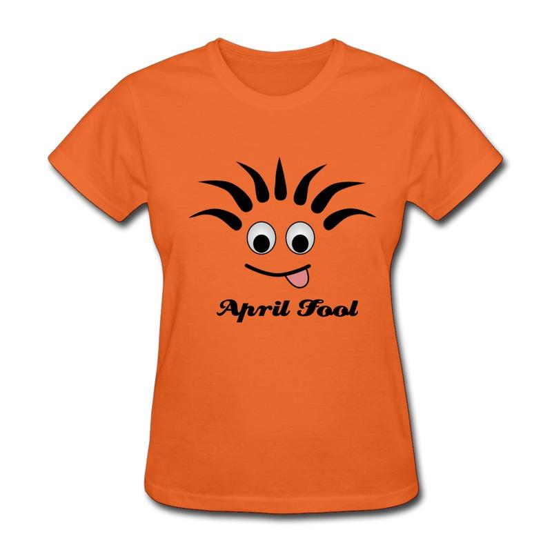 shirt o- hals grappige cartoon kind gezicht aanpassen t-shirts ...