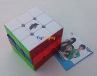 10x Cyclone boys 3X3 speed cube feiwu stickerless opp packing twist puzzle magic cube Free Shipping