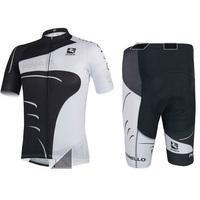 SWODART Brand New Pin team mens Cycling Jersey + shorts Quick Dry Breathable Bike wear Size S-XXXL