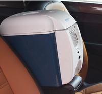 7.5L Car / home dual mini small portable mini fridge / heating / cooling / freezing