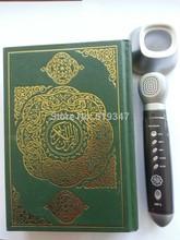 Traditional Holy Quran Pen Reader with Original design with Somali language(China (Mainland))