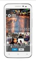 5 inch Zopo C1 ZP800 quad core MTK6589 1G ram 4G rom 1280x720 screen dual sim card WCDMA 3G smart phone