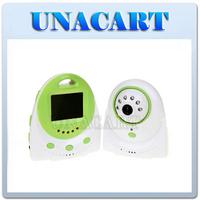 "2.4""TFT Digital Wireless Two Way Audio & Video Baby Monitor Camera Night Vision 820D"