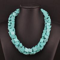 NEW High original Z design necklace & pendant fashion choker luxury statement short  chain collar bib necklace for women 2014