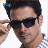 Free Shipping 2014 New Outdoor Summer Retro Sunglasses Men Polarized Sun Eyeglasses Uv400 Driving Sun glases