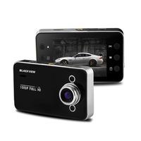 "Original Blackview K6000 car dvrs vedio recorder 2.7"" NOVATEK 1080P Full HD color LCD night vision G sensor vehicle camera"