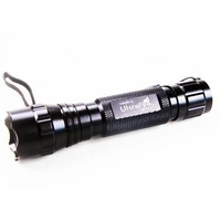 UltraFire 501B L2 2000 Lumens CREE XM-L2 LED 501B Flashlight Torch by 1* 18650 Battery