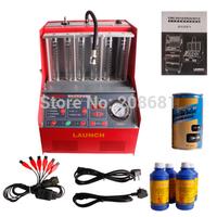 100% Original LAUNCH CNC602A Fule injector cleaner & tester  CNC 602A advanced electromechanical machine CNC-602A Free Shipping