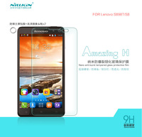 MOQ 1PC For Lenovo S8 S898t NILLKIN Amazing H Nanometer Anti-Explosion Tempered Glass Screen Protector Film
