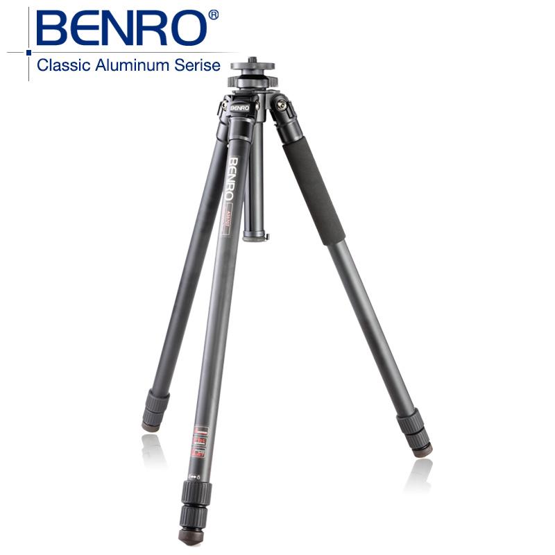BENRO A3570T Aluminum Tripod Leg Universal Support Tripods For Canon Nikon Sony Mini Camera 3 Section,Max loading 18kg(China (Mainland))
