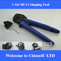 Free shipping A-2546B MC4 /MC3 Crimping Tools crimping Plier for solar pv cable (26-10AWG)