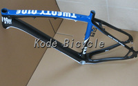 "carbon MTB frame 29er carbon mountain bike frame mtb frame frame + headsets+clamp 16""/17.5""/19"" /21"" in stock !!"