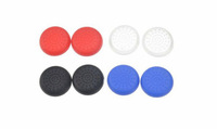 8PCS/SET TPU Analog Controller Thumb Stick Grips Cap Cover For Sony Play Station 4 PS4 Game Accessories Replacement Parts