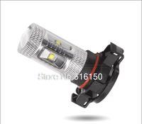 2pcs Cree XBD LED H16 30W White Lamp car Fog Head Bulb auto Vehicles parking Turn Signal Reverse Tail Lights car light source
