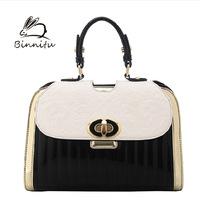 high quality lady shoulder bag 2014 new wave of European and American fashion handbags women bag P05
