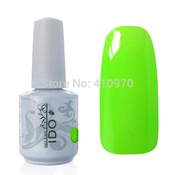 Долгое красочные IDO 1554 ногтей уф гель лак для уф из светодиодов светильник ногтя