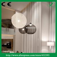 Modern Lustre Moooi Random Twiner Yarn Ball Luminaria Lustres Home Decoration Pendant Light Led Lamp