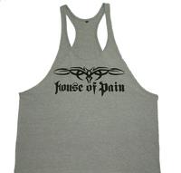 New 2014 gym stretch cotton summer shirt bodybuilding comfortable sleeveless vest slim top tank singlet men 6 colors for choice